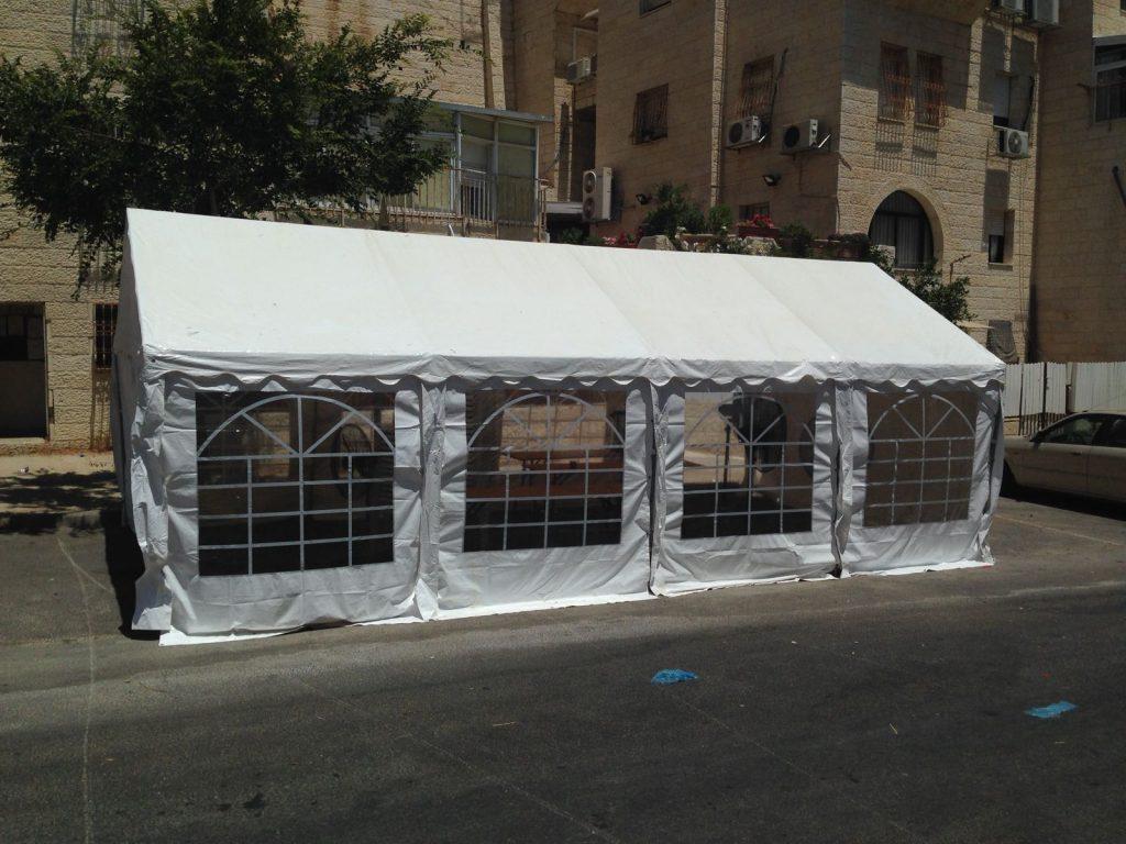 השכרת אוהלים לעסקים